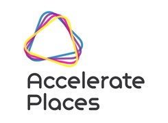 Accelerate Places - Logo