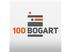 100 BOGART Brooklyn  - Logo
