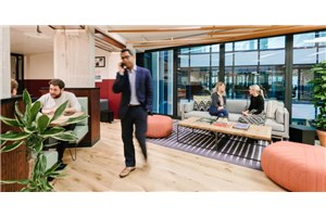 Coworking space in London - WEWORK South Bank Central