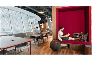 Coworking space in New York - WEWORK Fulton Center
