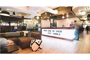 Coworking space in New York - WEWORK Times Square