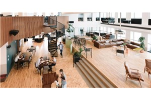 Coworking space in New York - WEWORK 222 Broadway