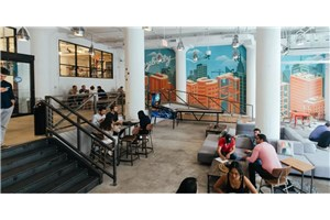 Coworking space in New York - WEWORK 175 Varick St