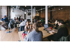 Coworking space in New York - WEWORK Soho