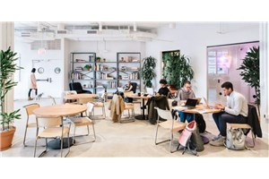 Coworking space in New York - WEWORK 205 Hudson