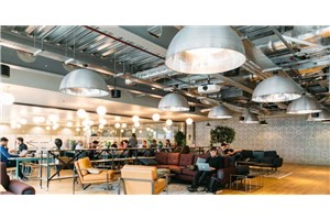 Coworking space in London - WEWORK Aldgate Tower