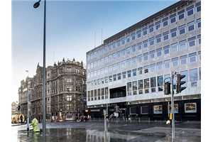 Coworking space in Edinburgh - REGUS Edinburgh St Andrew Square