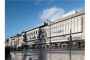 Coworking space in Edinburgh - REGUS Edinburgh Princes Street