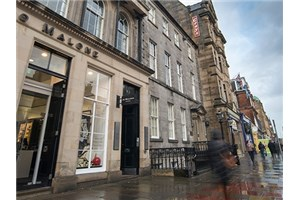 Coworking space in Edinburgh - REGUS Edinburgh George Street