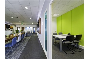 Coworking space in Edinburgh - REGUS Edinburgh Fort Kinnaird