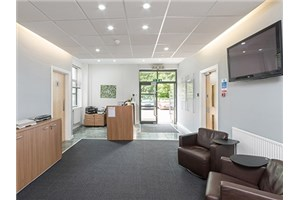 Coworking space in Manchester - REGUS Warrington Cinnamon Park