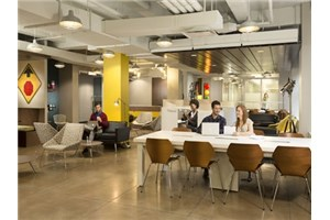 Coworking space in New York - REGUS 31 Penn Plaza