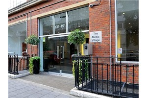 Coworking space in London - REGUS London Great Titchfield Street - Media Village