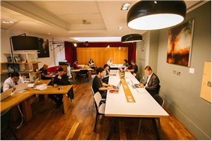 Coworking space in London - CENTRAL WORKING Bloomsbury