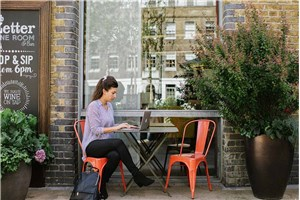 Coworking space in London - CENTRAL WORKING Farringdon