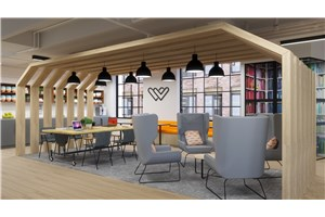 Coworking space in London - WORK.LIFE Clerkenwell