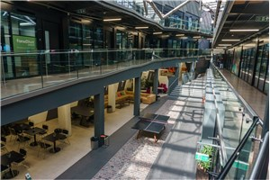 Coworking space in London - LABS London Atrium