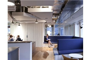 Meeting rooms in TOG The Euston Office