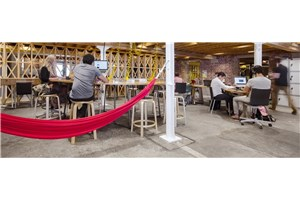 Coworking space in London - CLUB WORKSPACE The Leather Market