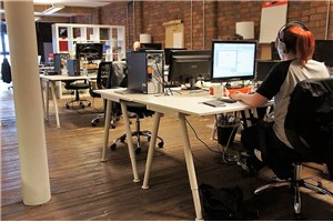 Coworking space in Liverpool - BASECAMP Liverpool