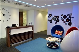 Coworking space in Manchester - OREGA The Blue Room