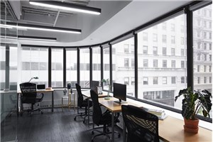 Coworking space in New York - BOND COLLECTIVE 55 Broadway