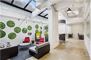 Coworking space in New York - IGNITIA OFFICE Brooklyn
