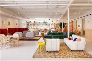 Coworking space in New York - THE WING Soho
