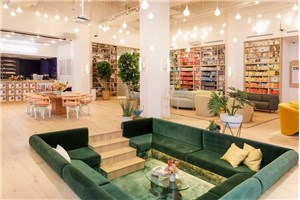 Coworking space in New York - THE WING Dumbo