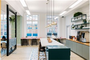 Coworking space in Leeds - WIZU WORKSPACE The Leeming Building