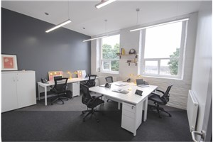 Coworking space in Bradford - WIZU WORKSPACE Beck Mill