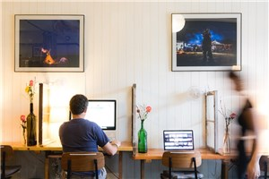 Coworking space in New York - NOWHERE STUDIOS Brooklyn
