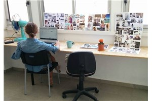 Coworking space in Tel Aviv - Sweatshop