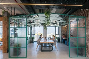 Coworking space in Givatayim - BE ALL 1. Hashahar Tower