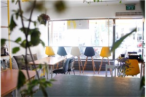 Coworking space in Tel Aviv - hOUR SPACE