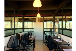 Coworking space in Tel Aviv - Woolink Shalom Tower