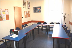 Coworking space in Krakow - Gama College Coworking
