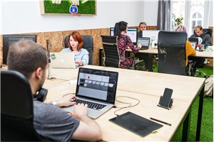 Coworking space in Katowice - Katodesk
