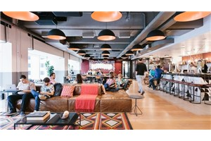 Coworking space in Warsaw - WeWork Mennica Legacy Tower