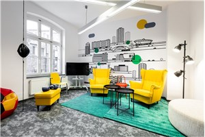 Coworking space in Katowice - Wellcome Office