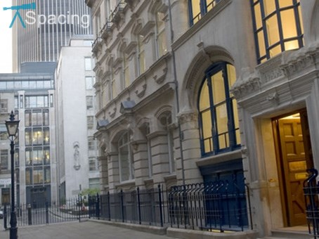 Spacing - REGUS London Austin Friars - No 23